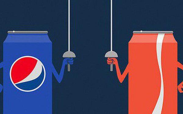 Vì sao Pepsi từ vị thế là đối thủ lớn nhất của Coca-Cola lại trở nên thất thế?