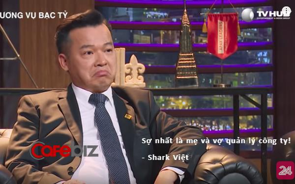 Từ câu nói 'Sợ nhất là mẹ và vợ quản lý công ty!' của shark Việt đến thực tế ly hôn phũ phàng giữa vợ chồng nhà sáng lập tập đoàn Trung Nguyên