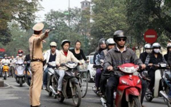 Hà Nội phân luồng giao thông phục vụ Lễ Quốc tang Chủ tịch nước Trần Đại Quang