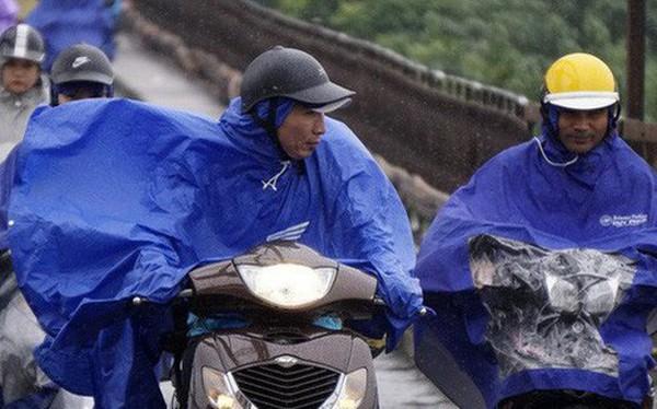 Đêm nay miền Bắc đón gió mùa đông bắc, Hà Nội mưa dông