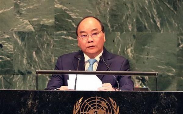 Thủ tướng mời gọi các doanh nghiệp Hoa Kỳ đầu tư vào Việt Nam