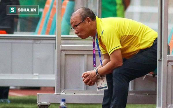 Trả lời báo Hàn Quốc, HLV Park Hang-seo chỉ ra điều bóng đá Việt Nam còn yếu kém