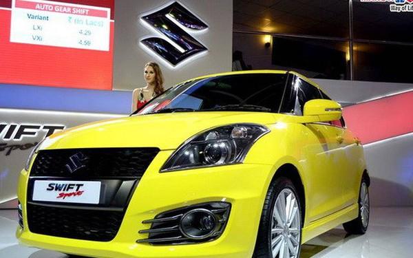 Xe bán ế, Suzuki rút khỏi thị trường Trung Quốc
