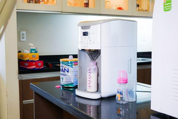 Chiếc máy pha sữa tiện lợi và thông minh hàng đầu