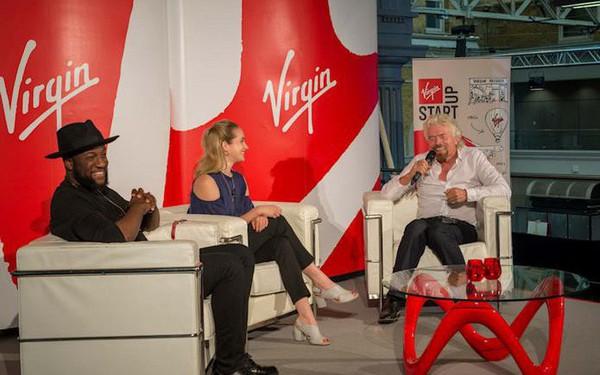 Chỉ với 500 bảng Anh, đây là cách Richard Branson khởi nghiệp thành công