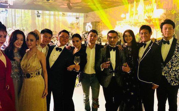 Thiếu gia Tập đoàn Tân Hoàng Minh tổ chứcđám cưới, Seung Ri, Kim Lim là khách mời