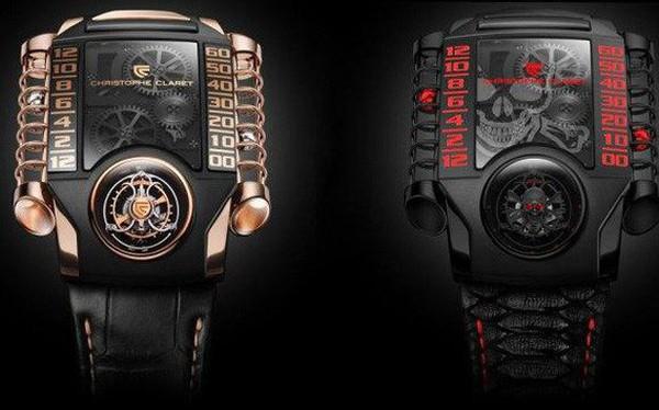 """5 chiếc chiếc 'máy đếm thời gian' đặc biệt nhất, phá vỡ mọi quan điểm """"đóng khung"""" về thiết kế đồng hồ"""