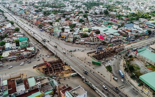 Toàn cảnh loạt dự án hạ tầng giao thông hơn 10.000 tỷ đồng đang làm thay đổi diện mạo BĐS khu Nam Sài Gòn