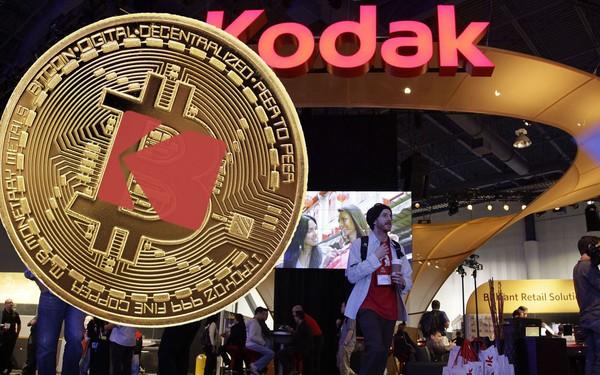 Đưa thông tin sắp phát hành tiền ảo riêng, cổ phiếu hãng máy ảnh Kodak tưởng sắp phá sản lập tức tăng tới 130%