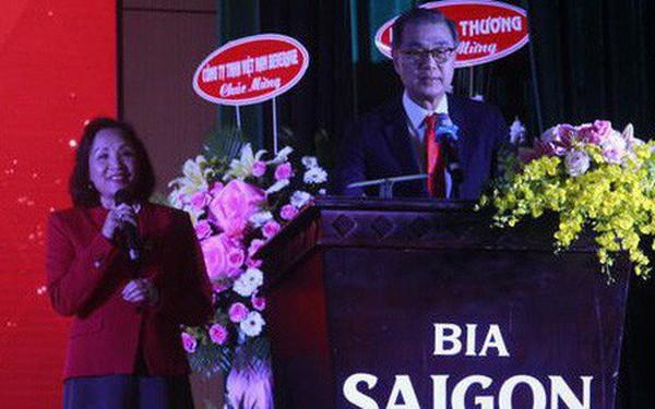 Sabeco muốn tăng thị phần tại Việt Nam lên 50% nhờ mạng lưới bán lẻ của Thaibev
