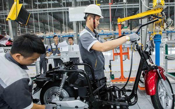 Để làm ra chiếc xe điện thông minh, nhà máy VinFast đã hoạt động như thế nào?
