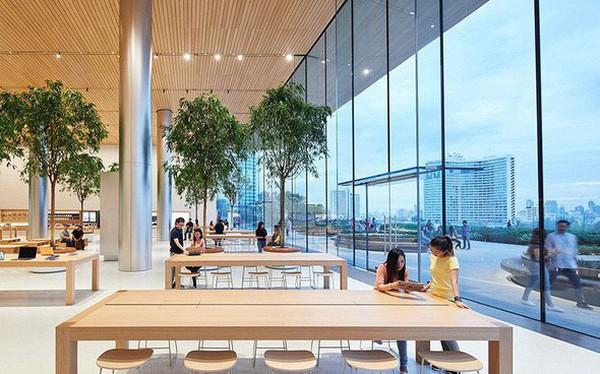 Apple khoe những bức ảnh đầu tiên chụp bên trong Apple Store Thái Lan, sẵn sàng khai trường vào ngày mai 10/11