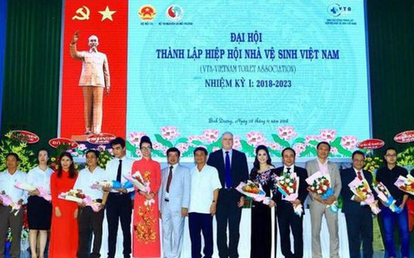 Vì sao Bộ Nội Vụ trao quyết định thành lập Hiệp hội Nhà vệ sinh Việt Nam?