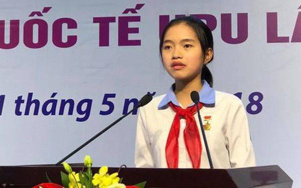 """Trả lời câu hỏi """"Ông già Noel có thực không"""", nữ sinh Hải Dương giành giải 3 cuộc thi viết thư quốc tế UPU"""