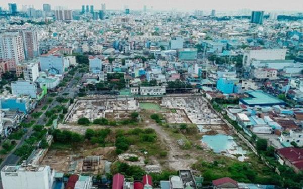 """Vì đâu dự án Centa Park của Seaprodex Sài Gòn """"mắc cạn""""?"""