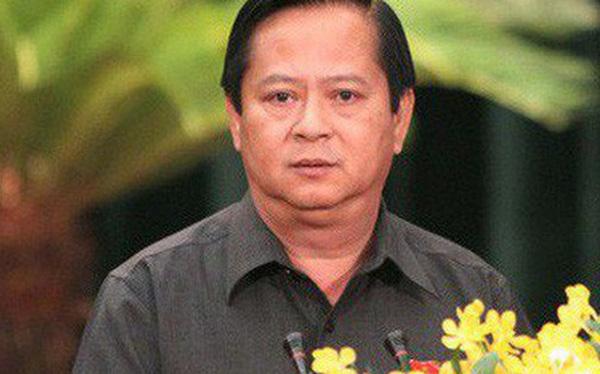 Bắt tạm giam cựu Phó Chủ tịch UBND TP.HCM Nguyễn Hữu Tín
