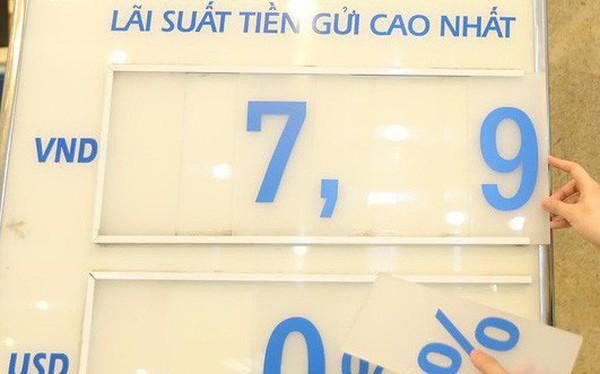 Lãi suất VND, tỷ giá USD/VND đang cùng tăng
