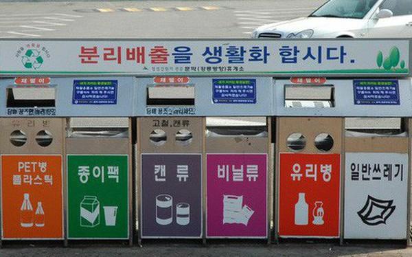 """Xem và """"phát điên"""" với quy định phân loại rác của một số quốc gia sạch có tiếng trên thế giới"""
