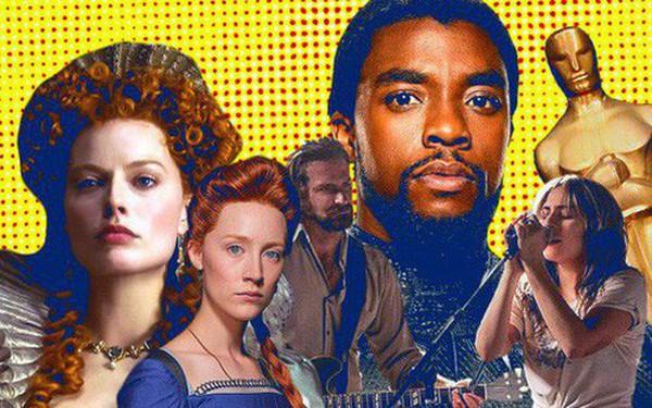 Đường đến Oscar 2019: Điểm qua 10 ứng cử viên sáng giá cho giải thưởng Phim hay nhất