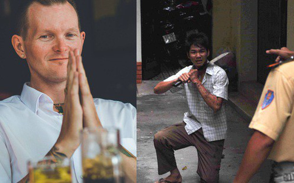 """Tác giả bộ ảnh CSGT bắt cướp ở Sài Gòn 11 năm trước: """"Thật kì diệu vì họ có thể thuyết phục tên cướp buông kiếm đầu hàng"""""""