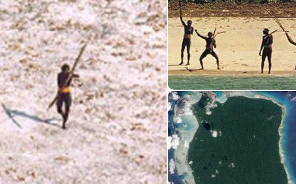 """Bộ tộc """"giết người lạ"""" trên đảo Sentinel từng 11 lần bị người hiện đại quấy rầy, và đây là những gì đã xảy ra"""