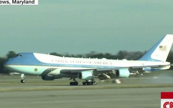 Cập nhật tang lễ cố Tổng thống Bush (cha): Air Force One đưa thi hài về thủ đô Washington
