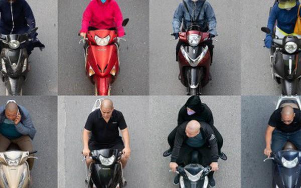 """Tác giả loạt ảnh """"Những bộ tứ siêu đẳng"""" khiến dân mạng thích thú: Mỗi ngày chụp 500 cái ảnh rồi chọn ra 4 cái như thế này!"""