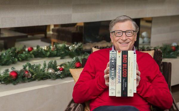 Tỷ phú Bill Gates chia sẻ 5 cuốn sách yêu thích nhất năm 2018: Mỗi quyển thuộc một chủ đề riêng và rất đáng để đọc