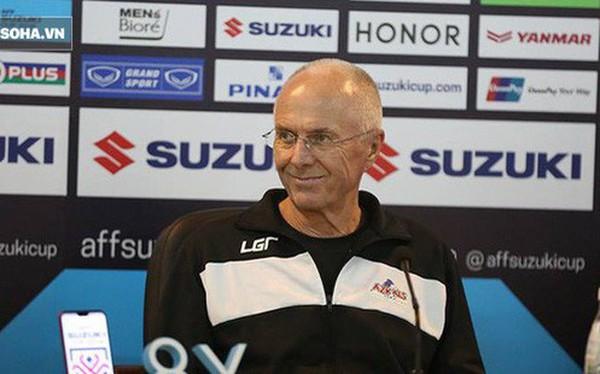 HLV Eriksson phấn khích, so sánh họp báo tại Việt Nam với Champions League & World Cup
