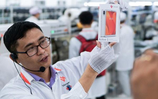 Vsmart tuyên bố sẽ ra mắt 10 mẫu smartphone trong năm 2019