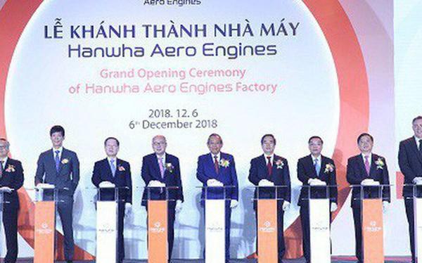 Động cơ máy bay đầu tiên được sản xuất tại Việt Nam xuất xưởng trong tháng 1/2019