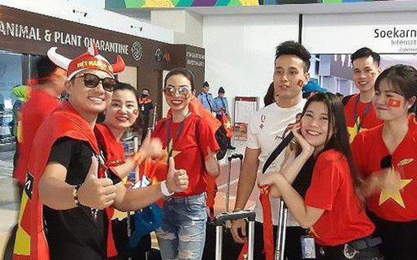 Nóng tour chung kết cổ vũ đội tuyển Việt Nam gặp Maylasia