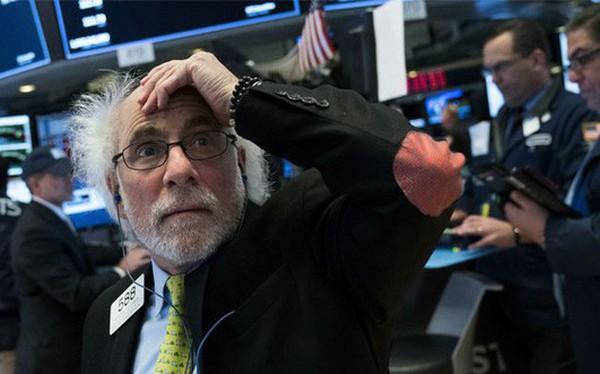 Chứng khoán Mỹ đang có tháng 12 tệ nhất kể từ Đại suy thoái