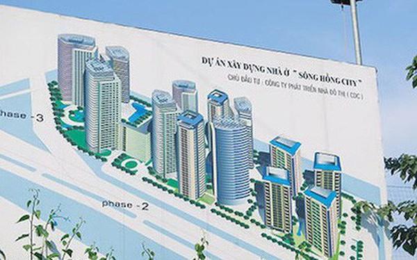 Hà Nội rục rịch khởi động lại siêu dự án ven sông Hồng