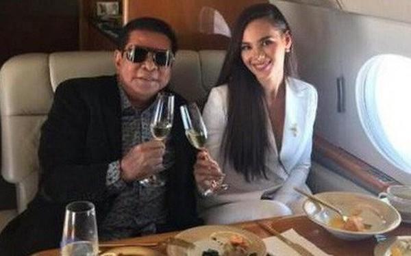 Vừa đăng quang, Hoa hậu Hoàn vũ 2018 đã được đại gia Philippines đón về nước bằng phi cơ riêng với dịch vụ siêu sang