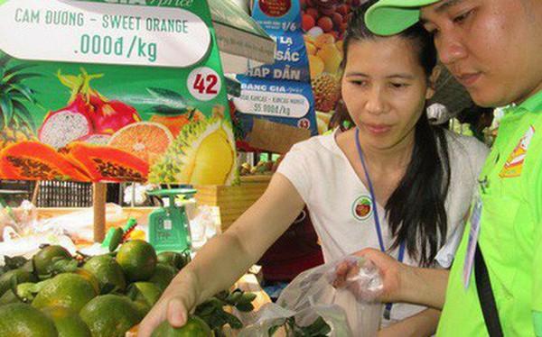 """""""Vua chuối"""" Võ Quan Huy than khó đưa hàng vào siêu thị Việt"""