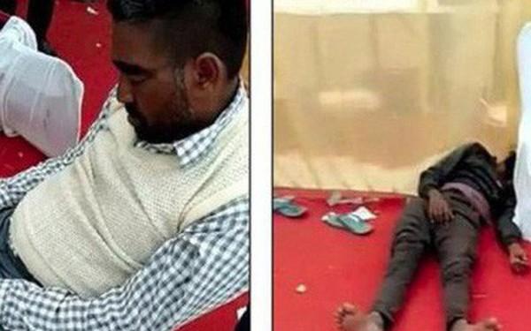 Ấn Độ: Khách dự lễ cưới ném bát đũa, cầm ghế đánh nhau vì thiếu cỗ