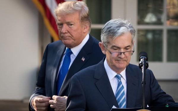 Bloomberg: Trump cân nhắc sa thải Chủ tịch Fed