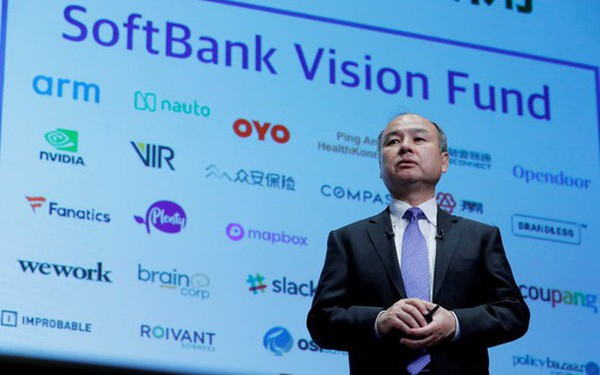SoftBank tham gia đầu tư 1,3 tỷ USD vào các startup trong 2 ngày