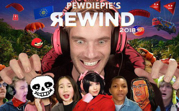 Trái với Youtube, video Rewind của PewDiePie được hẳn 3 triệu likes vì tràn ngập meme