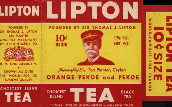 Ai cũng biết Lipton là trà, nhưng Lipton còn là một doanh nhân vĩ đại của lịch sử
