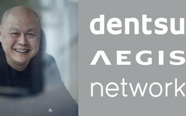 Dentsu Aegis Network Việt Nam bổ nhiệm bậc thầy ngành quảng cáo Edmund Choe vào vị trí CCO