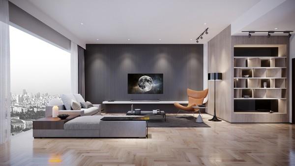 Đón đầu 3 xu hướng nội thất phòng khách thời thượng lên ngôi năm 2019