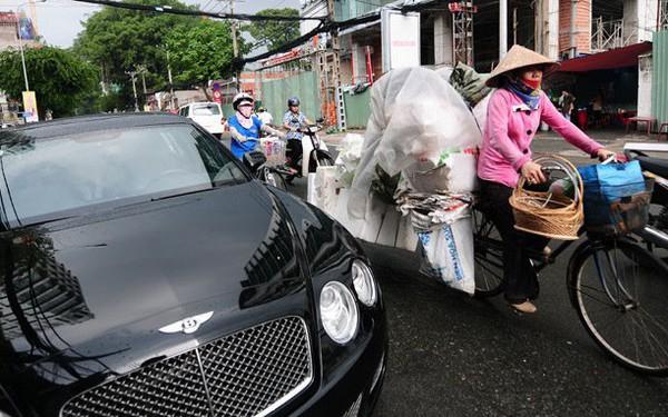 Người giàu Việt Nam tăng nhanh thứ 4 thế giới