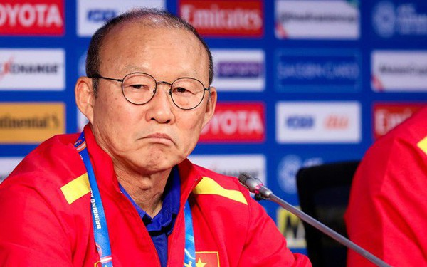 HLV Park Hang-Seo phản ứng ra sao khi được người Việt hỏi 'kế hoạch nghỉ Tết như thế nào'?