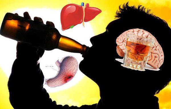 Đàn ông khôn ngoan không tự rút ngắn tuổi thọ của mình chỉ vì bia rượu