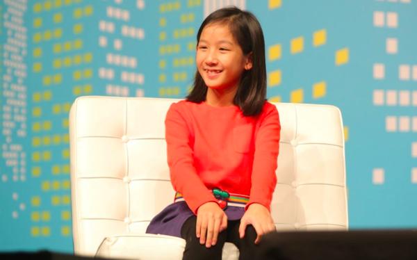 Chân dung cô bé 12 tuổi là CEO một công ty công nghệ khiến cả thung lũng Silicon phải ngưỡng mộ