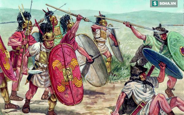 Nghệ thuật dụng binh bậc thầy của La Mã: Thiết lập đội quân thành công bậc nhất lịch sử