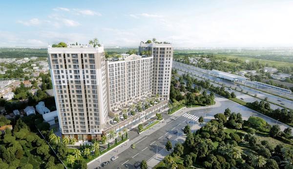 Centum Wealth Complex tung 80 căn hộ cao cấp đầu năm 2019