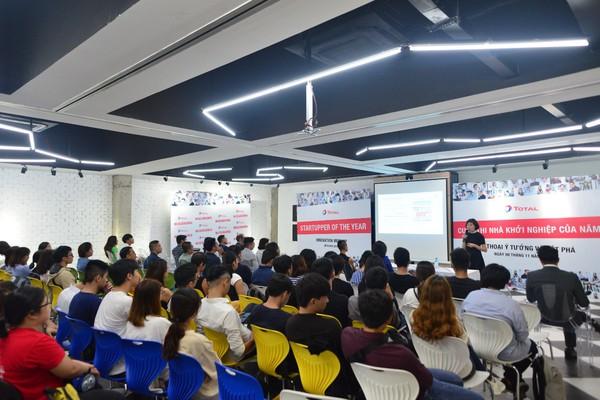 """Cuộc thi """"Nhà khởi nghiệp của năm 2018-2019"""": Đặt niềm tin vào giới trẻ Việt"""